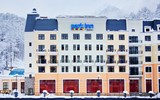 Отель Park Inn by Radisson Роза Хутор. Красная Поляна. Сочи.